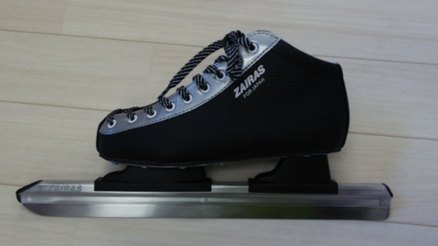 Speed skate shoes