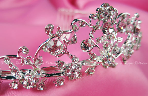 Tiara wedding bridal tiara wedding resort hair accessories head-dresses, rhinestone wedding accessory bridal wedding ornament (t-0506)