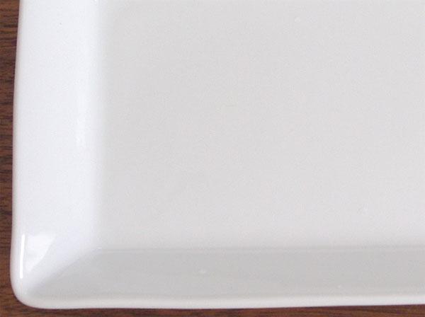 EAST original square plates (halves) (STUDIO BASIC) angle plates / white square plate / inside / white Dinnerware square plate/natural / presentation ... & Table ware East | Rakuten Global Market: EAST original square plates ...