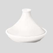 高級 タジン鍋 (16cm) (1人用) ホワイト