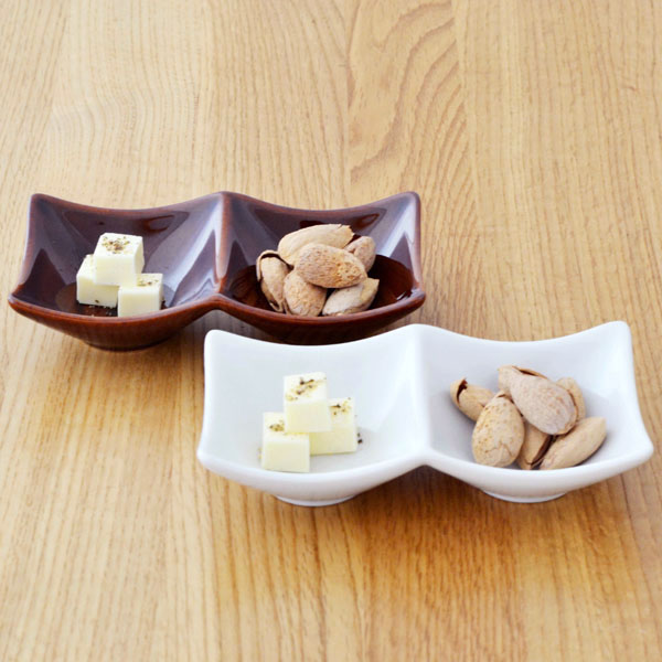 White square 2 dish (outlet) hotel tableware and fashion / iders / source for small plate 2 plates / pause rates & Table ware East | Rakuten Global Market: White square 2 dish (outlet ...
