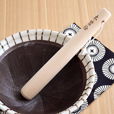 人気ショップが最安値挑戦 やさしい手触りの檜製 激安格安割引情報満載 胡麻すり キッチングッズ 木製 調理用器具 檜 モダン すりこぎ 24cm胡麻すり おしゃれ ナチュラル 木製テーブルウェア