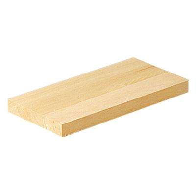 国産 桧まな板(はぎ合せ) 48x24cm     日本製/木/木製/まないた/カッティングボード/業務用/ひのき