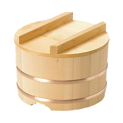 椹 のせびつ 直径30cm      日本製/木/木製/ご飯/おひつ/業務用
