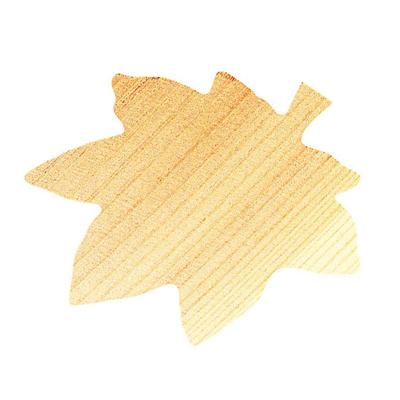 紅葉(100枚入)        日本製 杉 木製 懐敷 演出小物 業務用