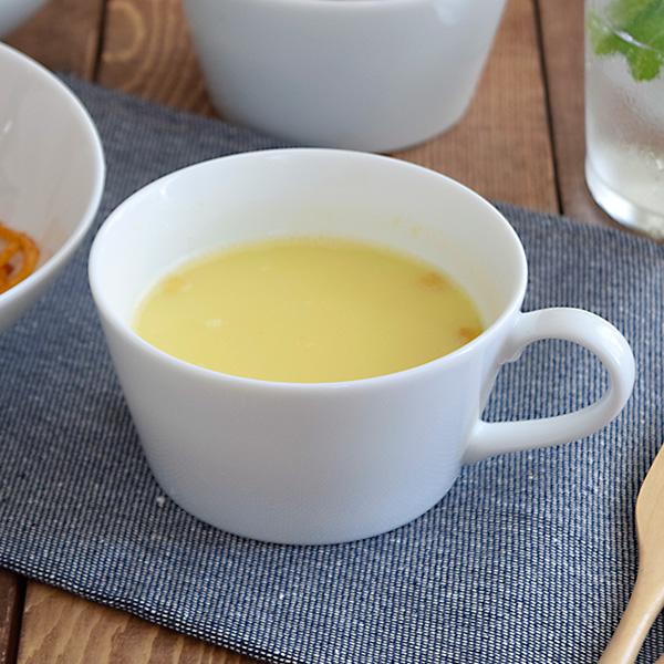 スープカップ 白い食器 (EAST限定)クレール clair ホワイト