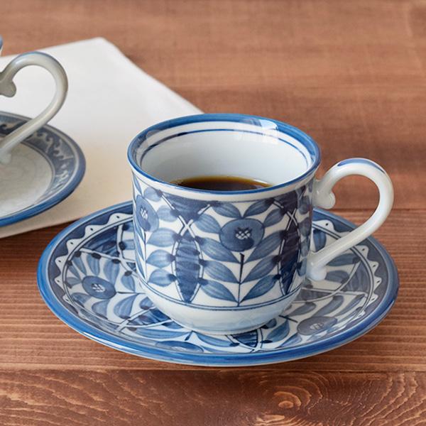 コーヒーカップ&ソーサー エスニック