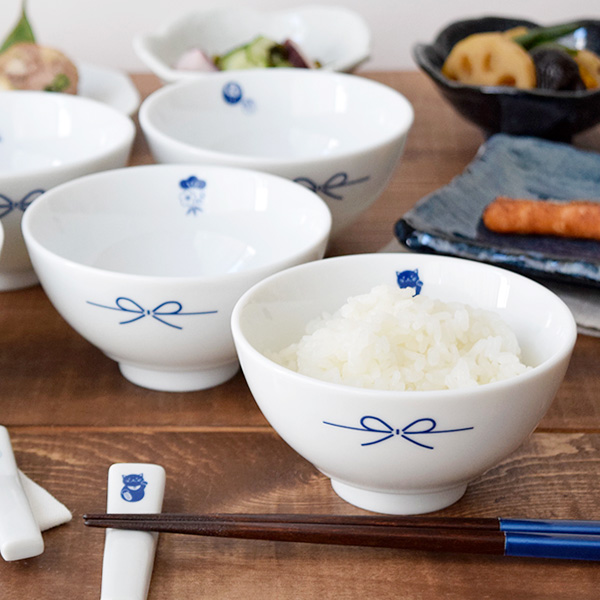 お茶碗 縁起物 kuruhimo(クルヒモ) 和食器
