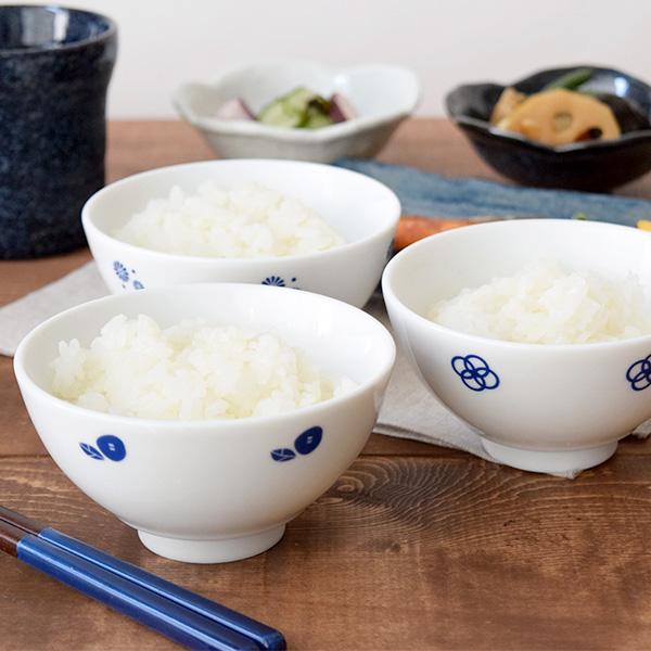 お茶碗 藍の花 kuruhimo(クルヒモ) 和食器