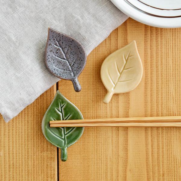 箸置き <木の葉>