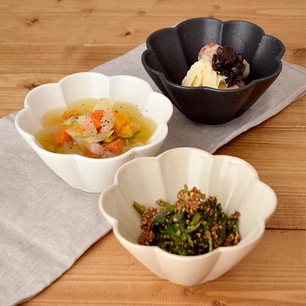 和食器 花咲き 煮物鉢 minoruba