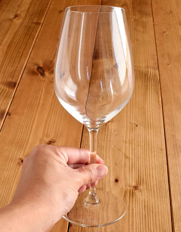 (シェフ&ソムリエ)Chef&Sommelierワイングラス 440cc グラス/ガラス/ガラス食器/ワイン/リースリング/赤ワイン/強化クリスタル/カフェ風/業務用/おしゃれ/酒器