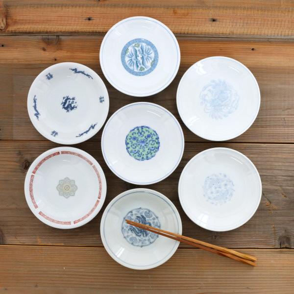 中華食器 取り皿 13cm