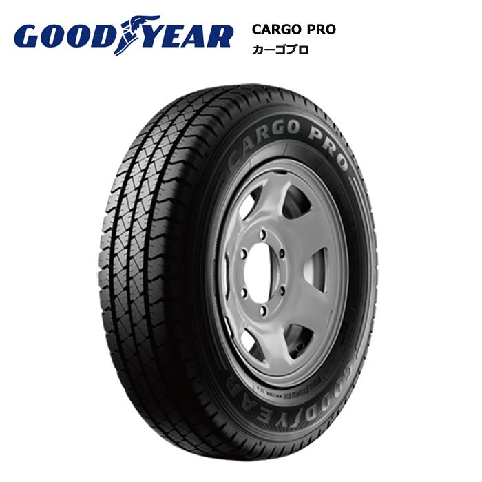 激安☆超特価 送料無料 新品サマータイヤ 4本セット サマータイヤ グッドイヤー 175R14 SEAL限定商品 カーゴプロ 6PR
