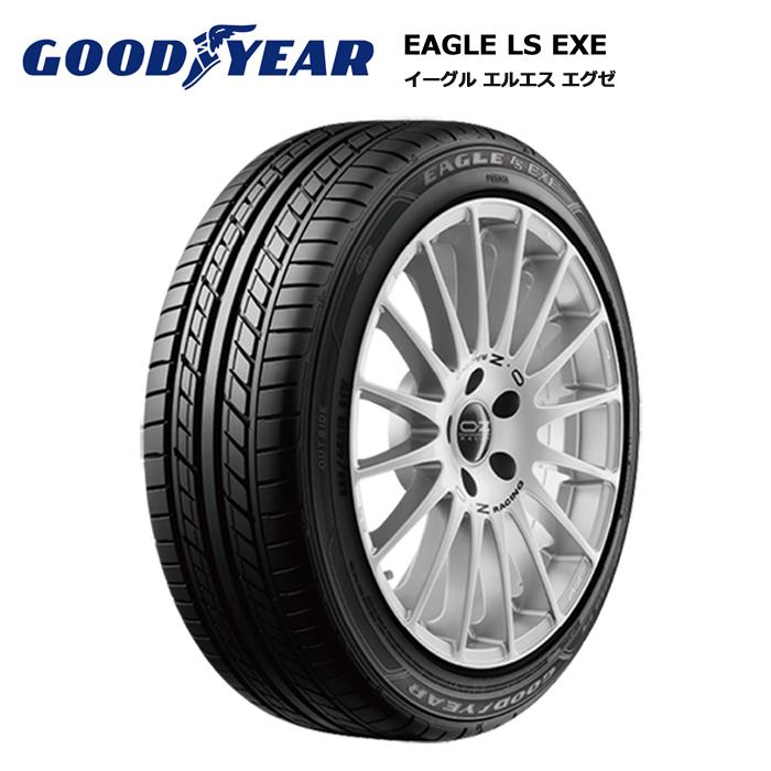 サマータイヤ 4本セット グッドイヤー 235/50R18 97V イーグル LSエグゼ EXE