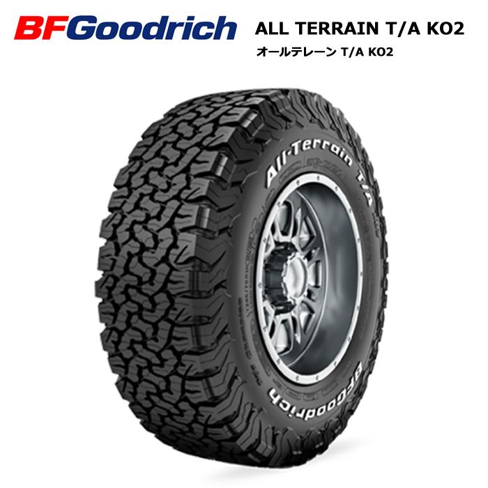 サマータイヤ 4本セット BFグッドリッチ LT225/65R17 107/103S LRD オールテレーン T/A KO2