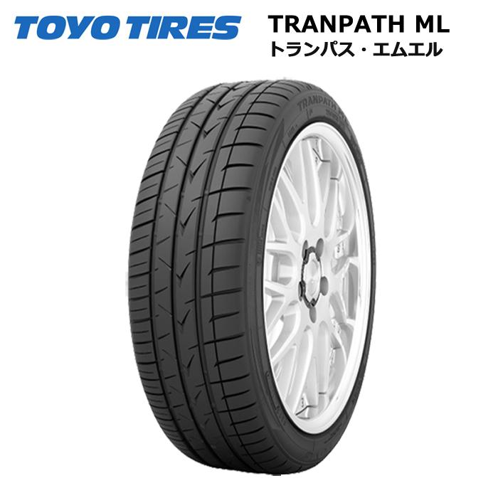 サマータイヤ 4本セット トーヨータイヤ 215/55R17 94V トランパスML