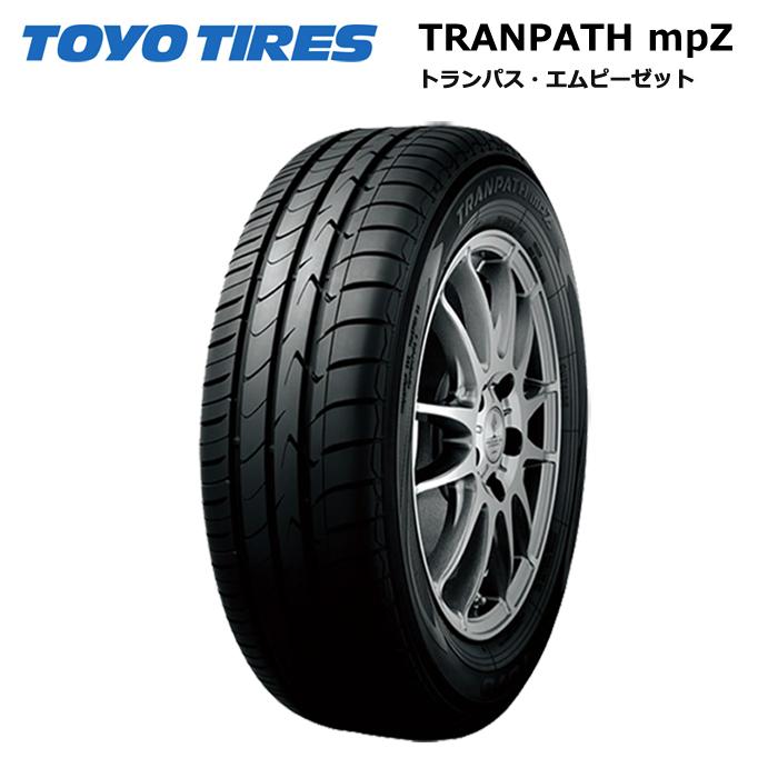 サマータイヤ 4本セット トーヨータイヤ 205/55R16 94V XL トランパスMPZ