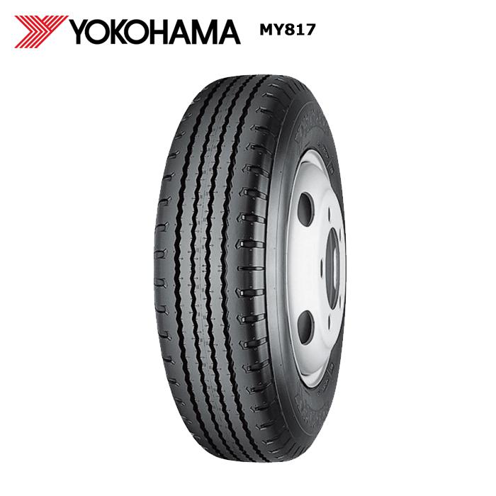 サマータイヤ 4本セット ヨコハマ 205/75R16 113/111L MY817