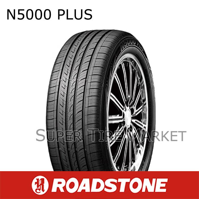 サマータイヤ 4本セット ロードストン 245/35R20 95W XL N5000 PLUS