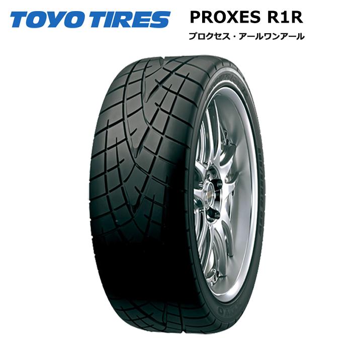 サマータイヤ 4本セット トーヨータイヤ 245/45R17 95W プロクセスR1R