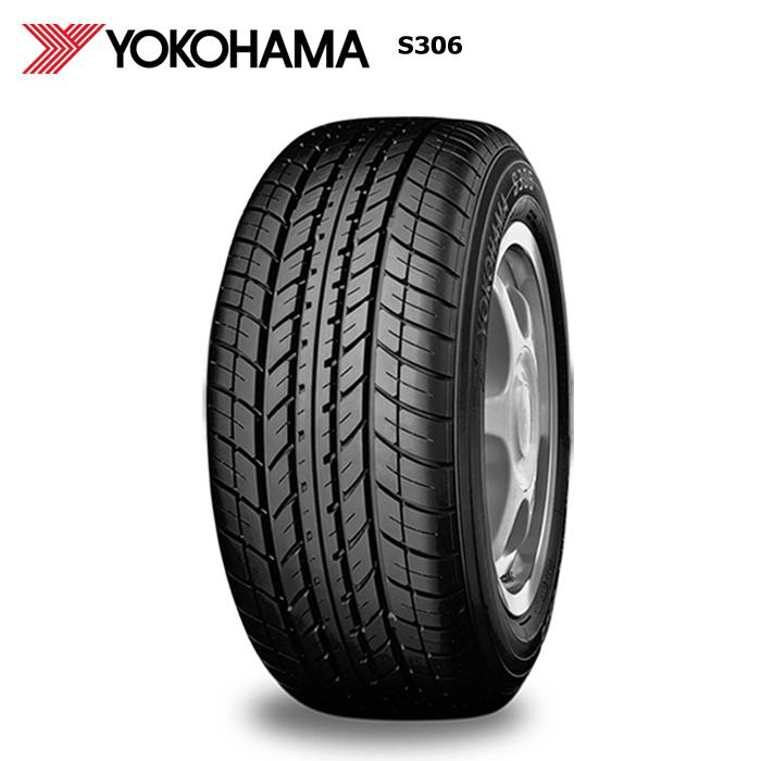 【5%オフ 30日02:00まで】サマータイヤ 4本セット ヨコハマ 155/65R14 75S S306