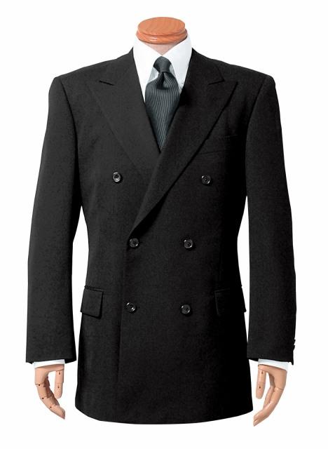 ダブルジャケット(メンズ) 【ボストン商会 ボンユニ BON UNI】 ホテル制服 ブライダル スーツ ダブルジャケット(男性用) 11101-99