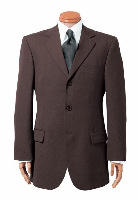 ジャケット(メンズ) 【ボストン商会 ボンユニ BON UNI】 ホテル制服 ブライダル スーツ ジャケット(男性用) 11102-79 ブラウン