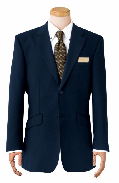 ジャケット(メンズ) 【ボストン商会 ボンユニ BON UNI】 ホテル制服 ブライダル スーツ ジャケット(男性用) 11111-19 ネイビー