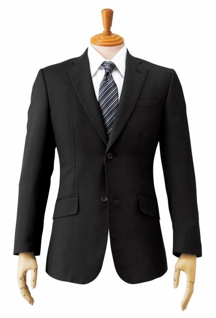 ジャケット(メンズ) 【ボストン商会 ボンユニ BON UNI】 ホテル制服 ブライダル スーツ スリムフィット ジャケット(男性用) 11116-99 ブラック