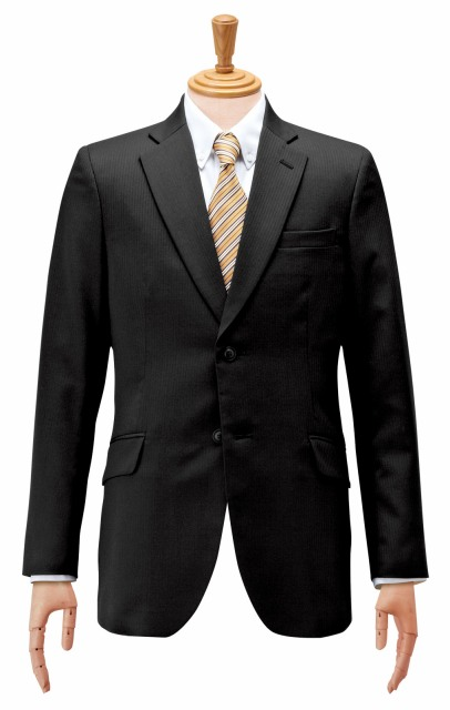 ジャケット(メンズ) 【ボストン商会 ボンユニ BON UNI】 ホテル制服 ブライダル スーツ ジャケット(男性用) 11121-99 ブラック