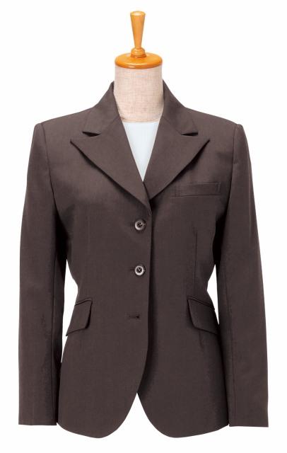 ジャケット(レディース) 【ボストン商会 ボンユニ BON UNI】 ホテル制服 ブライダル 女性用スーツ ジャケット(女性用) 11202-79 ブラウン