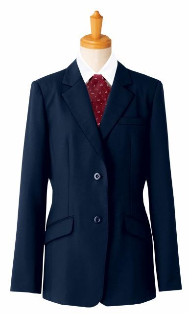 ジャケット(レディース) 【ボストン商会 ボンユニ BON UNI】 ホテル制服 ブライダル 女性用スーツ ジャケット(女性用) 11211-19 ネイビー
