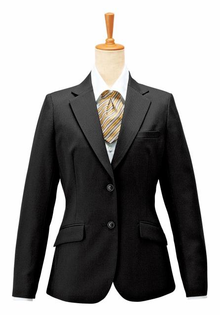 UNI】 11221-99 【ボストン商会 ホテル制服 女性用スーツ ブライダル ジャケット(レディース) ボンユニ BON ブラック ジャケット(女性用)