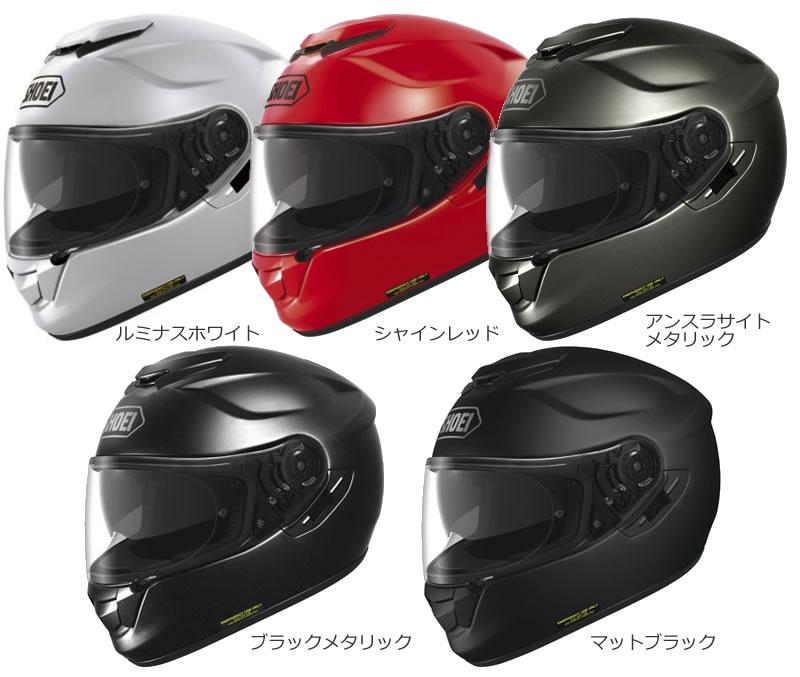 【送料無料・ピンロックシート標準装備】SHOEI(ショウエイ) GT-Air(ジーティーエアー)