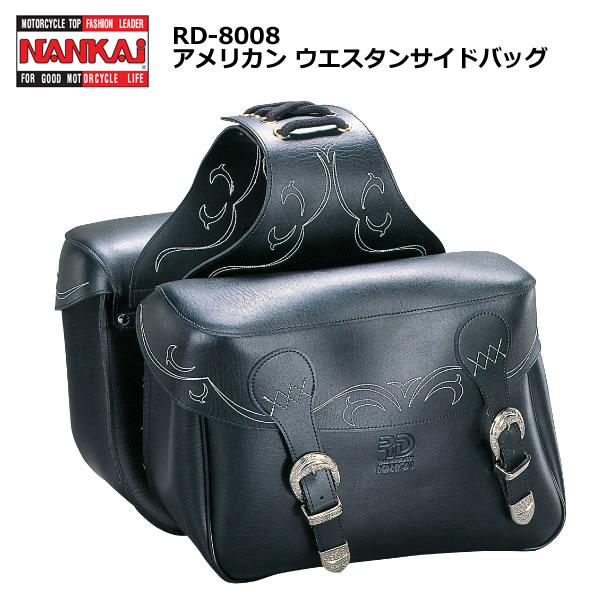NANKAI(ナンカイ)アメリカン ウエスタンサイドバッグ RD-8008