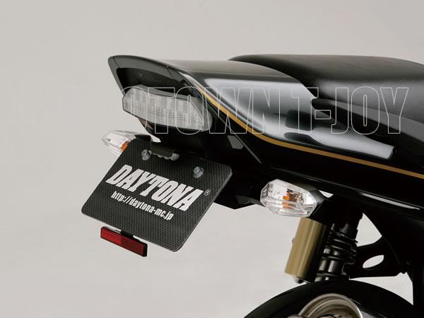 DAYTONA(デイトナ) フェンダーレスキット(車検対応LEDランプ付) KAWASAKI ZRX1200DAEG 97107