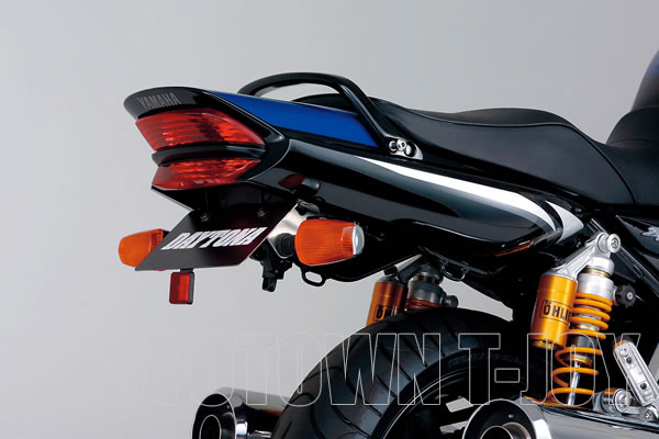 DAYTONA(デイトナ) フェンダーレスキット(ブラック) XJR1300 74294