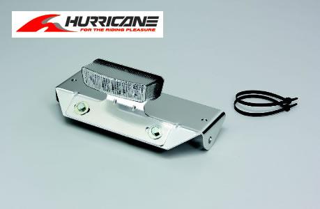 ハリケーン フェンダーレスキット LEDレクタングル TYPE TW225E、TW200/E