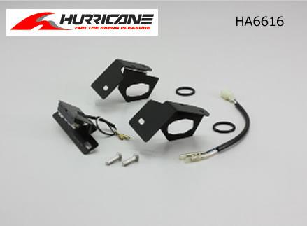 ハリケーン フェンダーレスキット ロードモデル Ninja400R ER4n('11, '12) ER6f/n('09~'11) HA6616