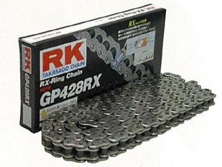 RK ドライブチェーン GP428R-XW 100L シルバー
