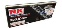 RK ドライブチェーン 520X-XW 130L STDスタンダード