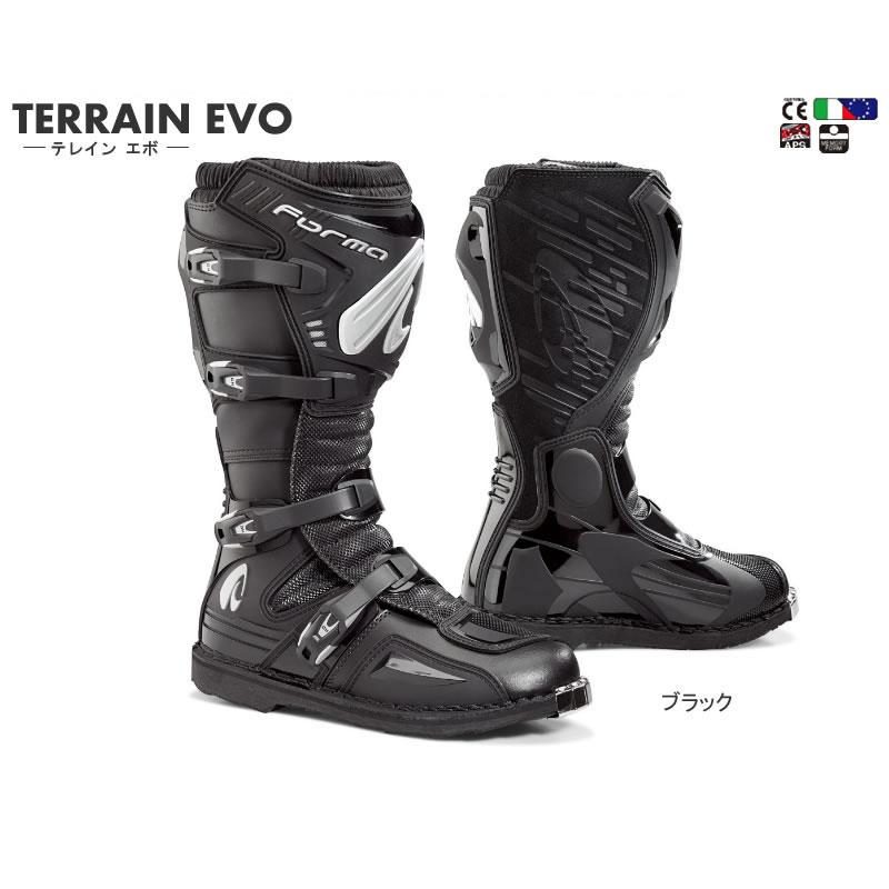 Forma(フォーマ) オフロードブーツ TERRAIN EVO/テレイン・エボ