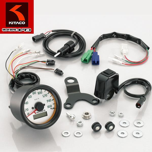 KITACO(キタコ) ズーマー 電気式スピードメーター 【752-1125100】