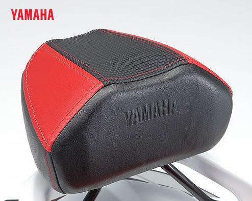 YAMAHA(ワイズギア) シグナスX(B8S1)用アクセサリー バックレストキット Q5KYSK119E01