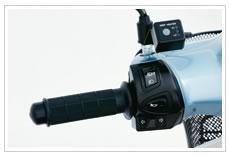 HONDA【ホンダ 純正】スーパーカブ50 / スーパーカブ110 グリップヒーター 08T70-KZV-J01