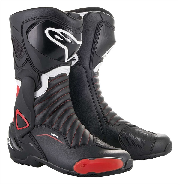 アルパインスターズ SMX 6 V2 BOOT 3017 13 BLACK RED 40 25.5cm 200989