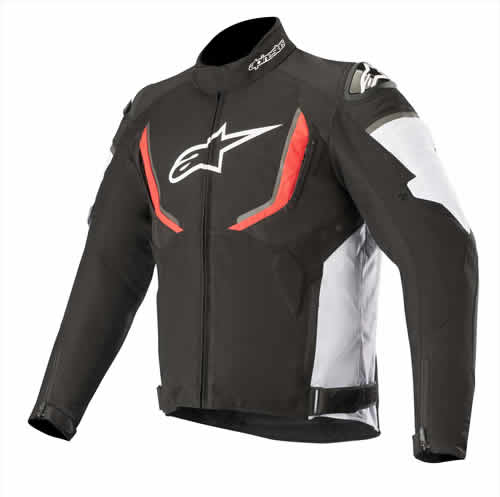 アルパインスターズ T-GP R WATERPROOF JACKET 5619 123 BLACK WHITE RED XL (7204666)