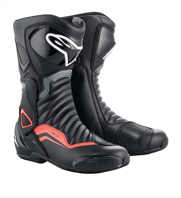アルパインスターズ SMX 6 V2 BOOT 3017 1130 BLACK GRAY RED FLUO 40 25.5cm 936574