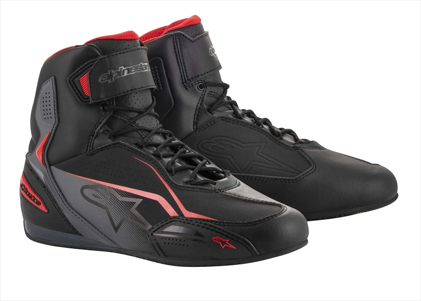 アルパインスターズ FASTER 3 SHOE 131 BLACK GRAY RED 10 27.5cm 964324